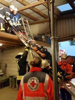 Feuerwehrübung 2