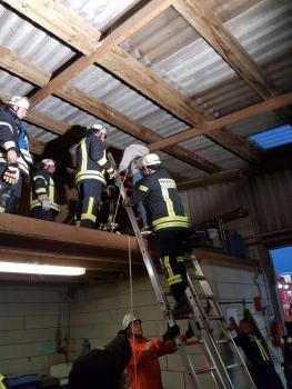 Feuerwehrübung 10